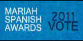 VOTE ME :: MARIAH SPANISH AWARDS 2011