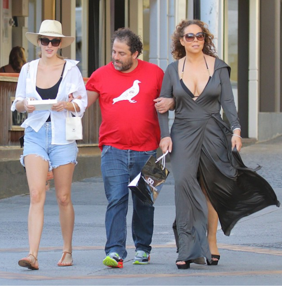 Bret-Ratner-Girlfriend-Mariah-Carey