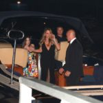 3673D19100000578-3700273-Hitching_a_lift_Mariah_and_her_pals_arrived_by_boat_at_Leo_s_gli-a-7_1469058290097